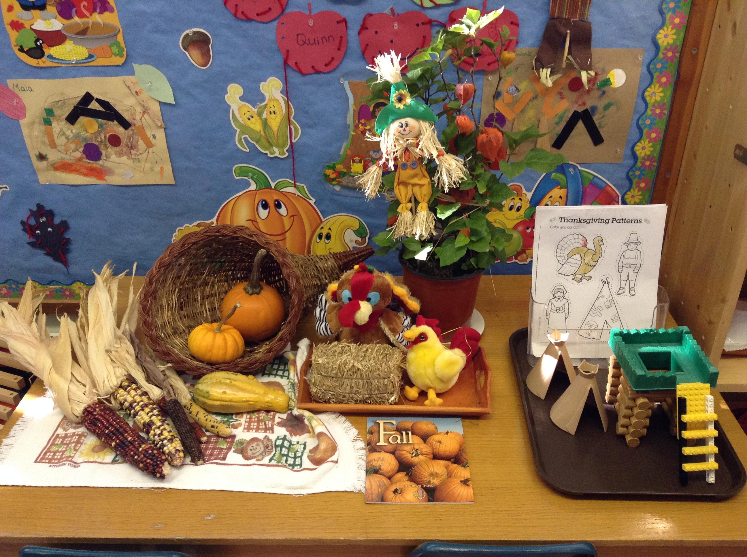 Thanksgiving Day 海外保育ボランティアで知る北米ならではの文化