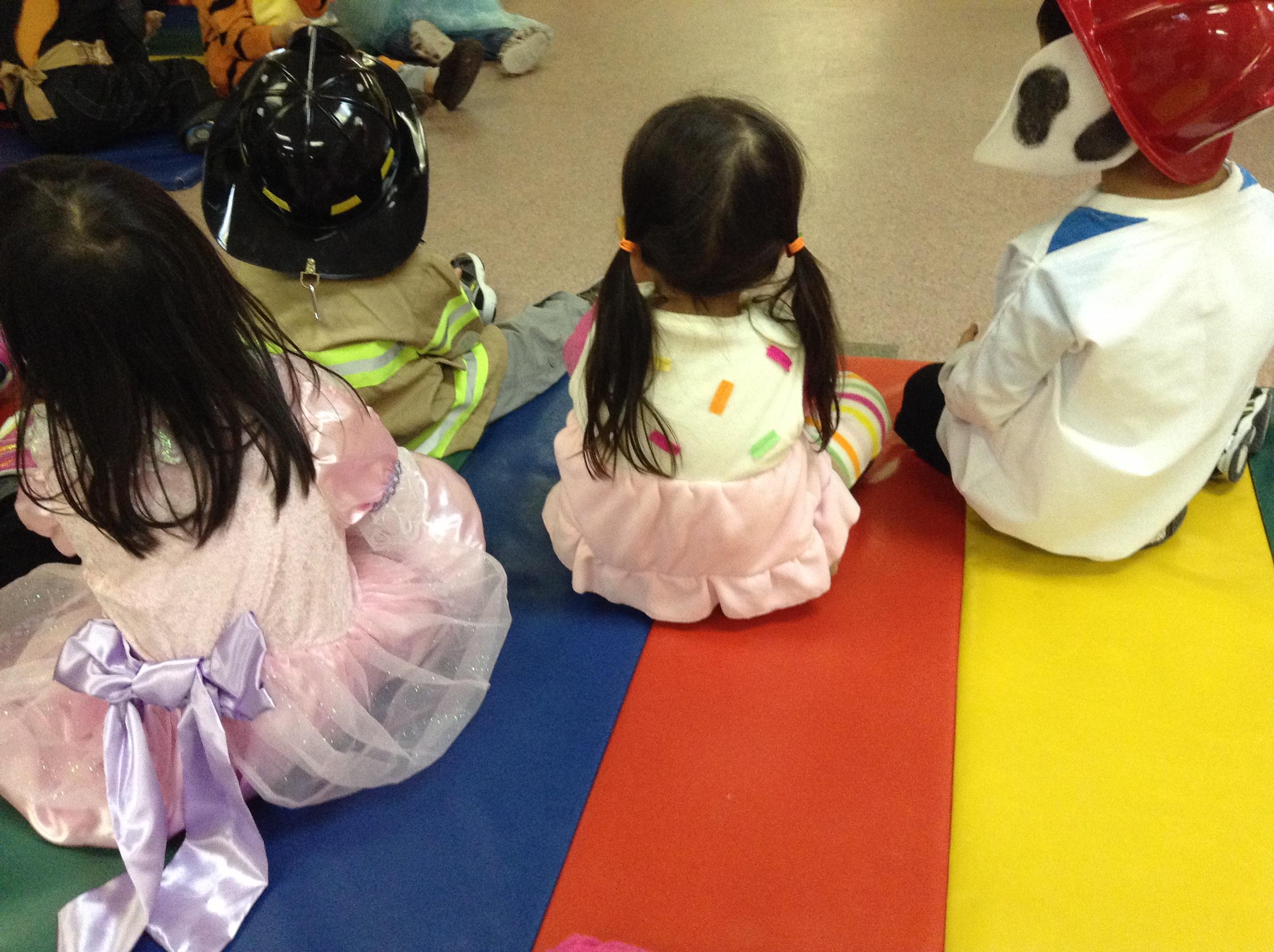Halloween Party☆保育ボランティアで体験する海外ならではの文化