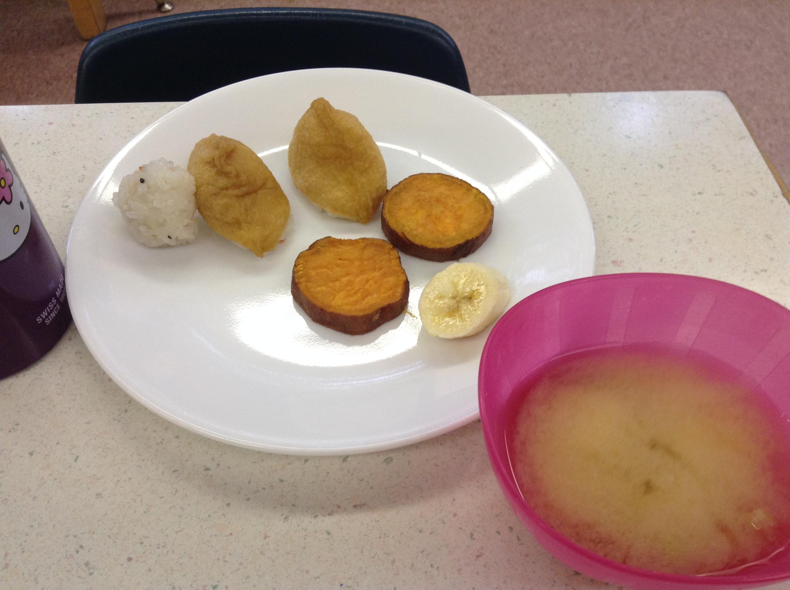 カナダの食育☆「Hot Lunch」の日とは?海外で保育ボランティア