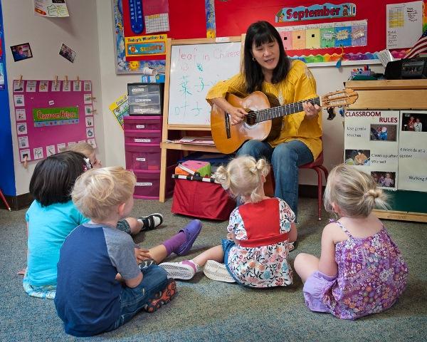 カナダの幼稚園・保育所でよく歌われている歌!歌詞付き!