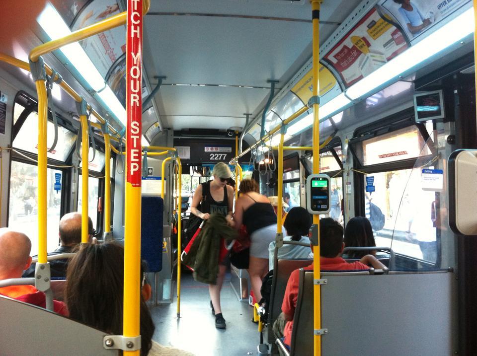 ある日バスの中で保育士を勉強している者として学んだこと