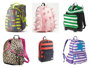 Backpacks2013