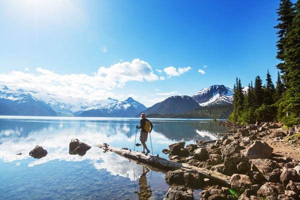 Vancouver - Garibaldi Lake
