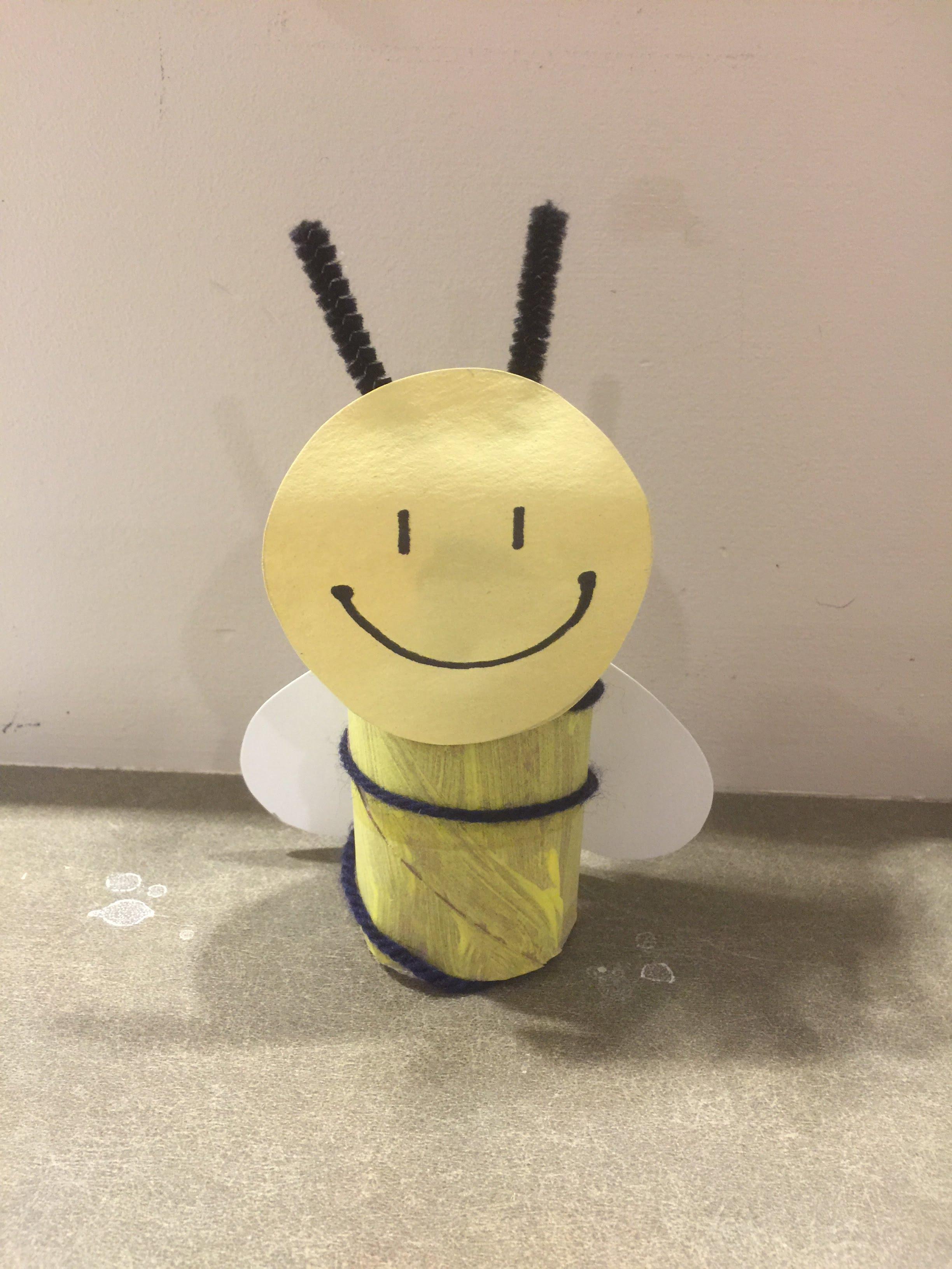 春到来!!春に使える虫がテーマのアクティビティ