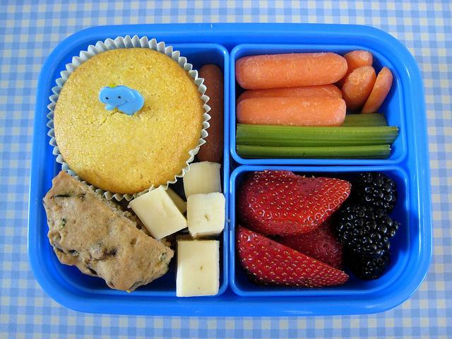 こんなお弁当あり?海外(カナダ)の保育園・幼稚園と日本の園の親目線でみた5つの違い
